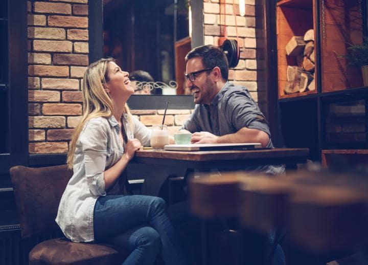 lieu de drague pour rencontrer une fille café